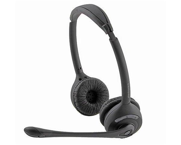 Plantronics CS520A schnurloses DECT-Headset-System für Festnetztelefon