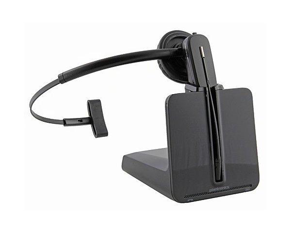 Plantronics CS540A schnurloses DECT-Headset-System für Festnetztelefon