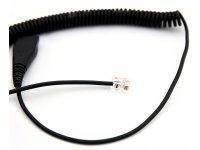 AxTel Headsetkabel (QD / RJ-11, 02)