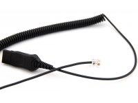 AxTel HIS-Headsetkabel (QD / RJ)