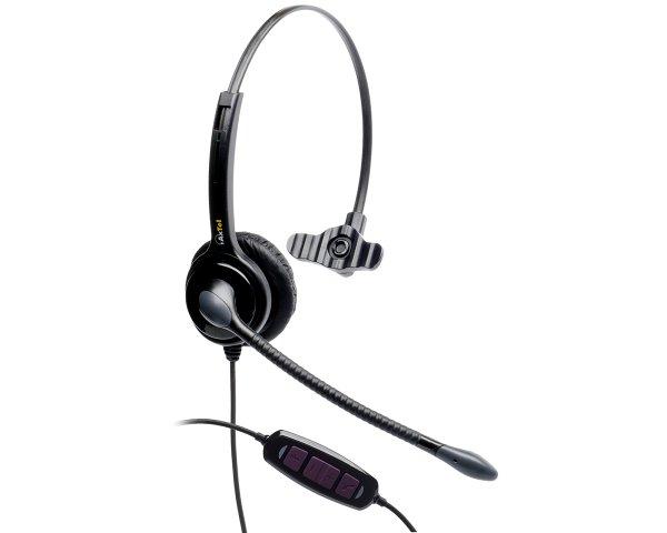 AxTel MS2 Mono USB Headset MS Lync zertifiziert AXH-MS2M