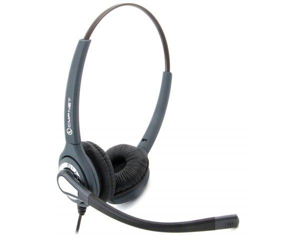 cmp net 2010D Duo Flex-Boom NC Headset
