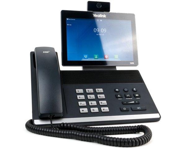 Yealink SIP-T49G SIP-IP-Telefon PoE High-End Videotelefon SIP VP-T49G