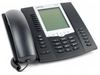 Aastra / Mitel MiVoice 6775 IP Digital Phone (schwarz)