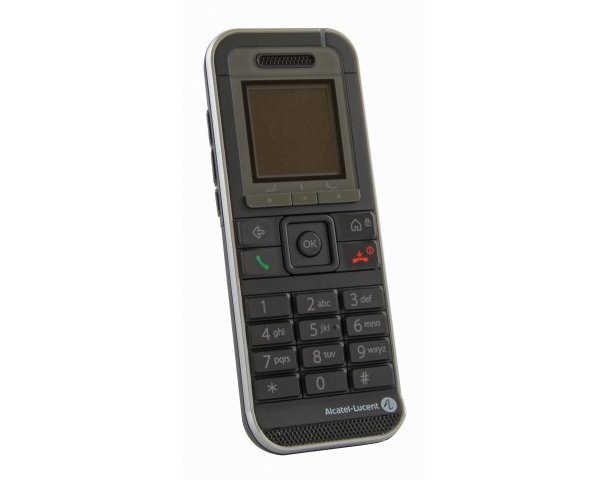 Alcatel-Lucent 8232S DECT Mobilteil inkl. Akku und Gürtelclip