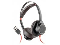 Plantronics Blackwire 7225 USB-A, Schwarz