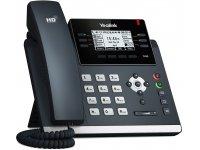 Yealink SIP-T42S MS Skype SIP-IP-Telefon PoE Business, ohne Netzteil