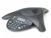 Poly | Polycom SoundStation 2 non ex, mit Display Konferenztelefon mit Rufnummernanzeige