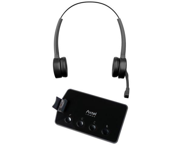 Axtel Prime X3 Duo wireless headset AXH-PRX3D