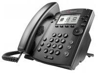 Poly | Polycom VVX 300 6-line Desktop Telefon mit HD Voice-Technologie