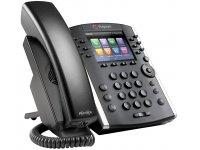 Poly | Polycom VVX 400 12-line Desktop Telefon mit HD Voice-Technologie