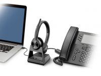 Poly | Plantronics Savi 7320 Office Stereo USB-A