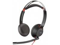 Poly | Plantronics Blackwire 5220 (C5220) Duo - USB-A (Bulk)